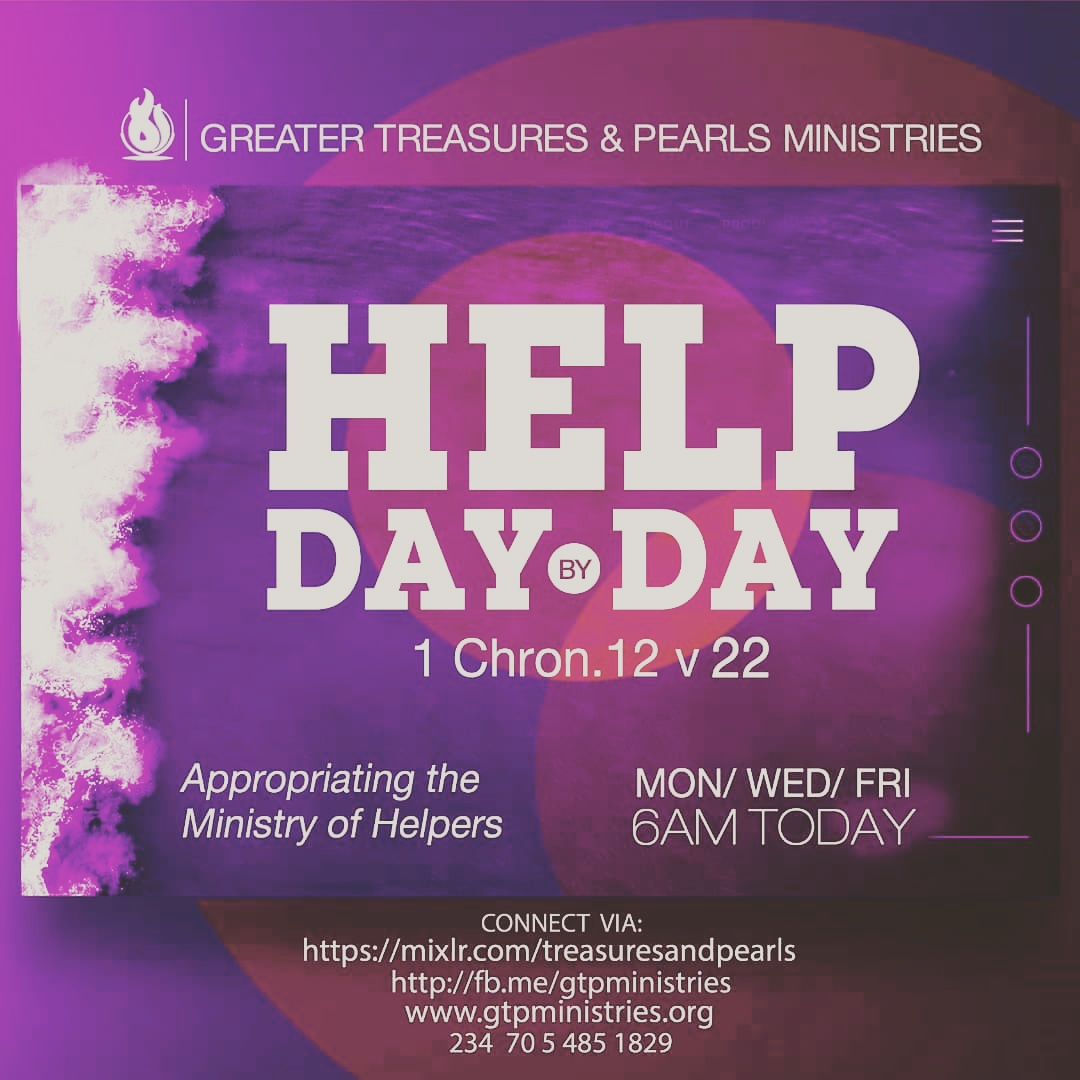 Help Day By Day Fliers