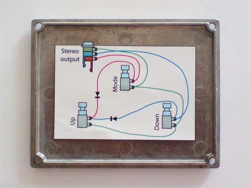 Jack Plug Wiring Diagram Figure 2 Wiring Of A Headphone Plug