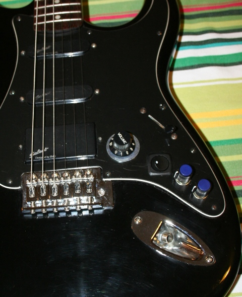 The Infamous Stratocaster Kill Switch