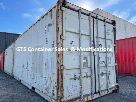 20FT USED SHIPPING CONTAINER