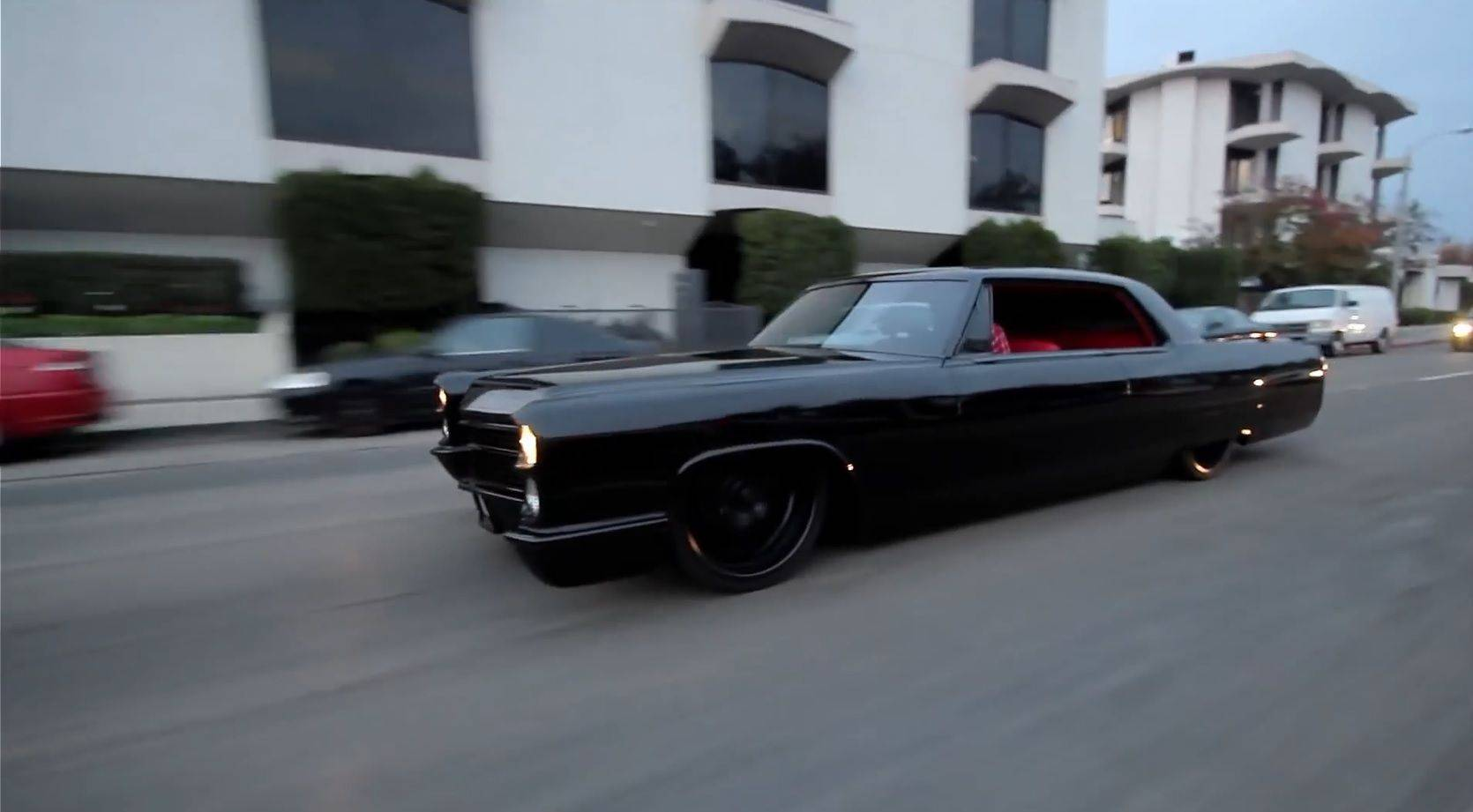 Hypnotic Beauty 1965 Cadillac Coupe Deville Lowride  Gt