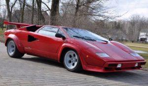 For Sale: 1980 Lamborghini Countach LP400S Series 2 Low Body - GTspirit