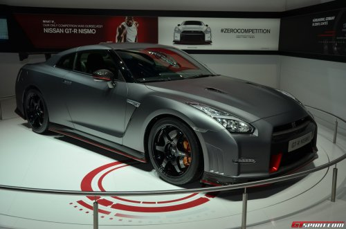 small resolution of nismo nissan gt r at the geneva motor show 2014