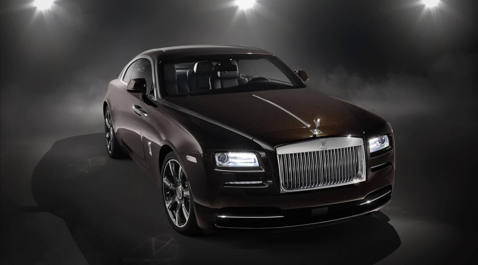 Official Rollsroyce Wraith Inspired By Music  Gtspirit
