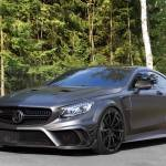 Official 1000hp Mansory Mercedes Benz S63 Amg Coupe Black Edition Gtspirit