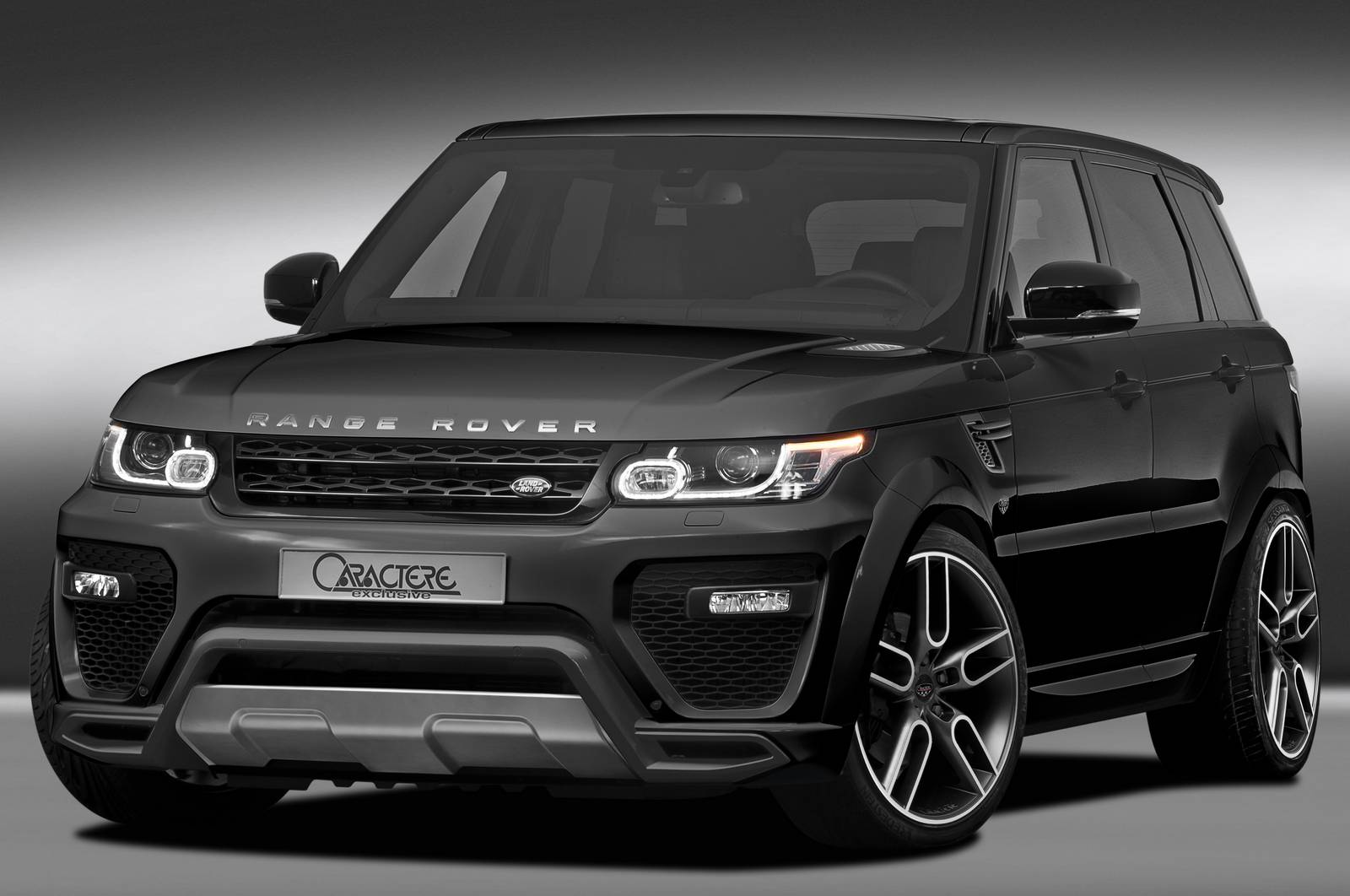 hight resolution of caractere exclusive range rover sport 1 of 10 the