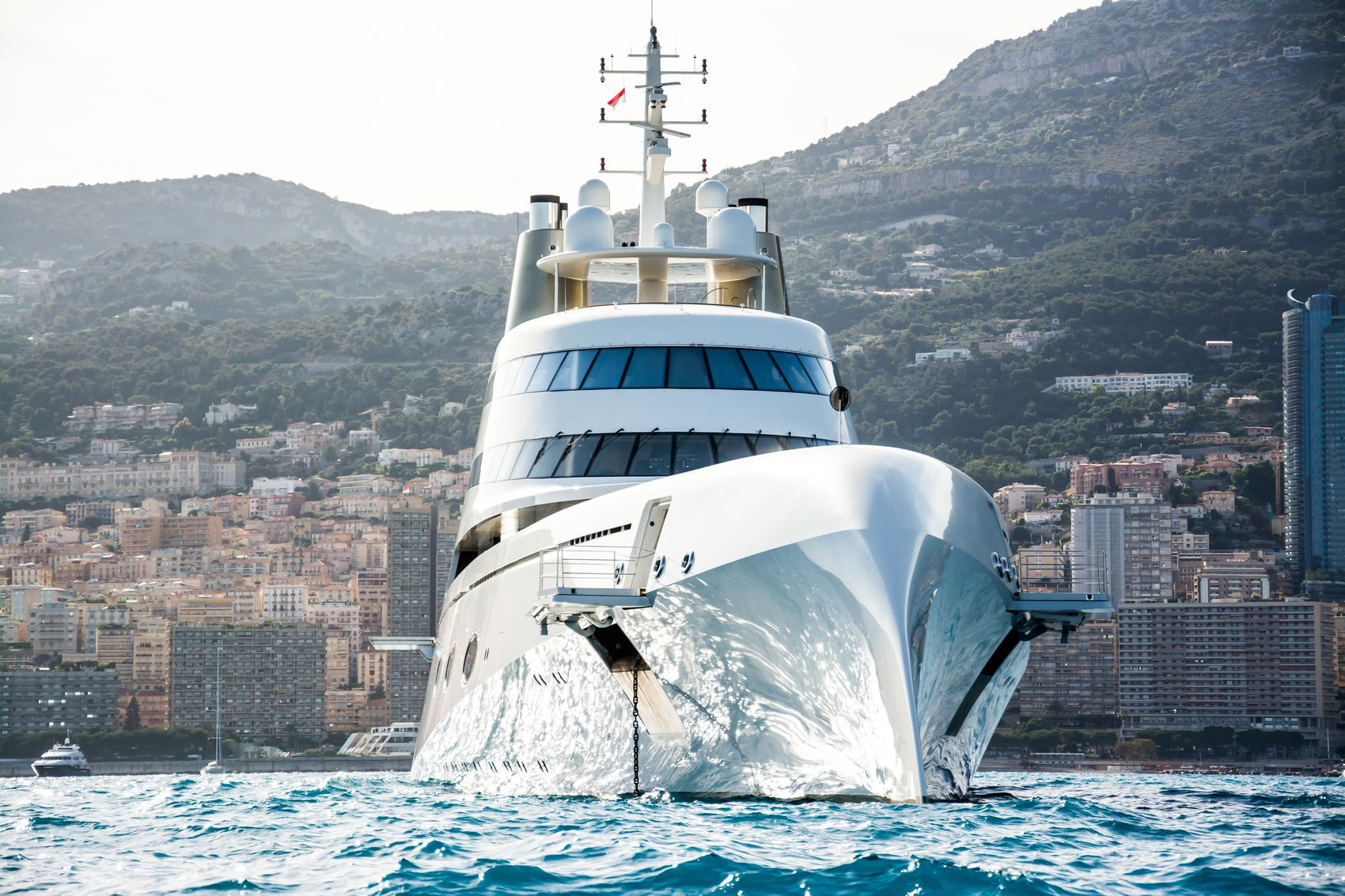 Superyacht Sunday 300 Million Motor Yacht A For Sale