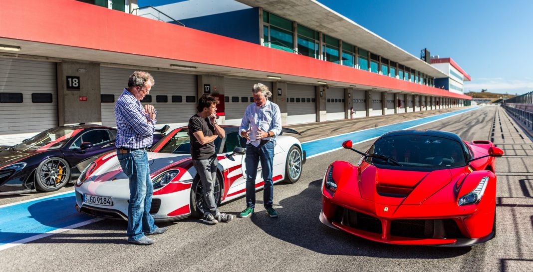 Image result for the grand tour episode 1