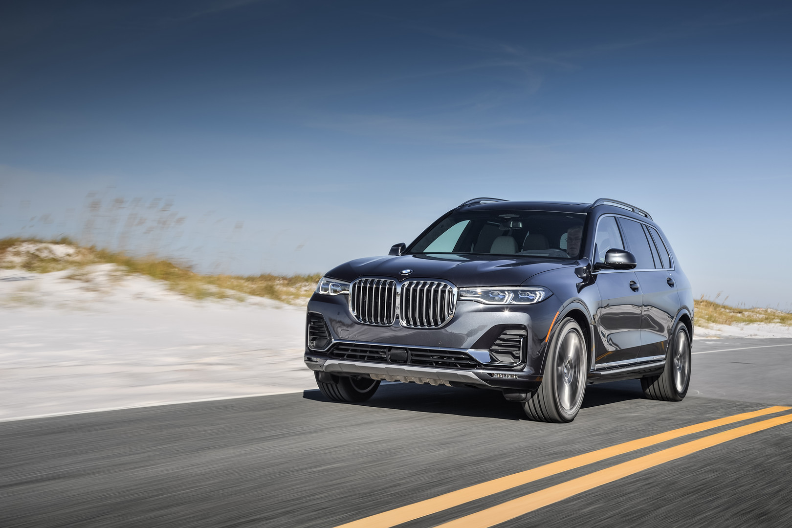 BMW X7 Review  GTspirit