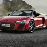 2020 Audi R8 Rwd Coupe And Spider Revealed Gtspirit