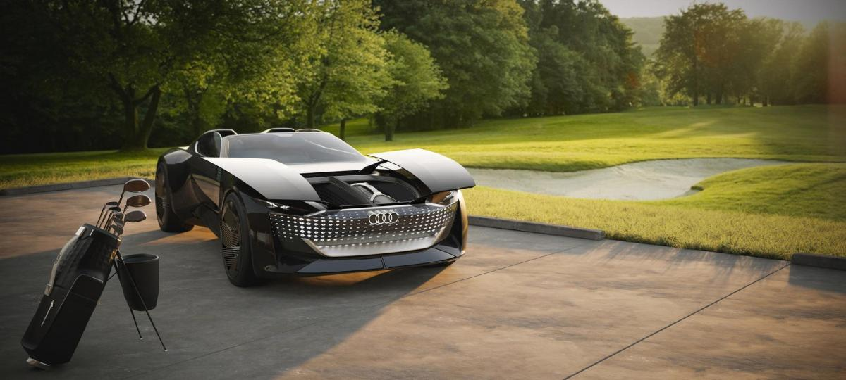 Audi Skysphere Concept: A Roadster and a Grand Tourer in One - GTspirit