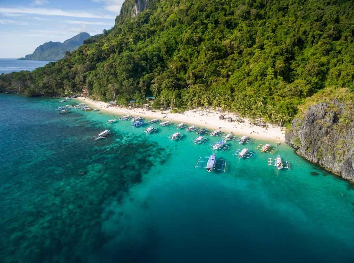 El Nido Palawan Island Hopping Tour A with Lunch   Big L...
