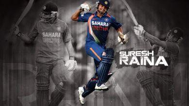 Suresh Raina Biography