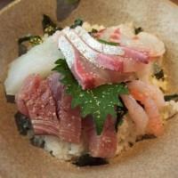 八伍邸 ランチ海鮮丼