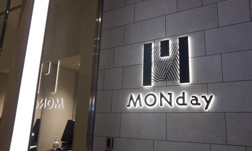 hotel MONdayエントランス