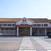 JR南熊本駅