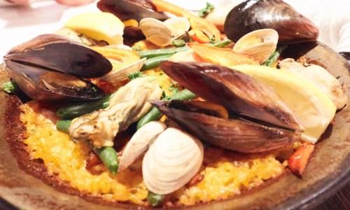 スペイン料理トレス パエリア