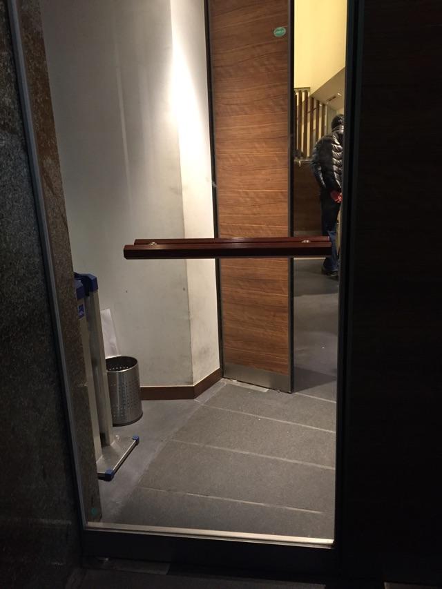 骨付鳥一鶴 高松店_入口