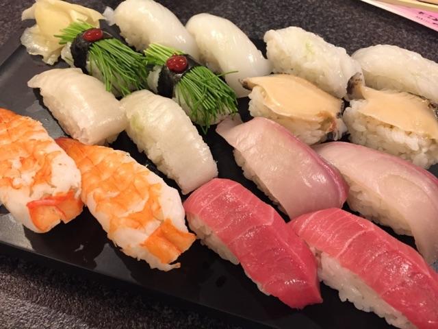 すしざんまい 寿司
