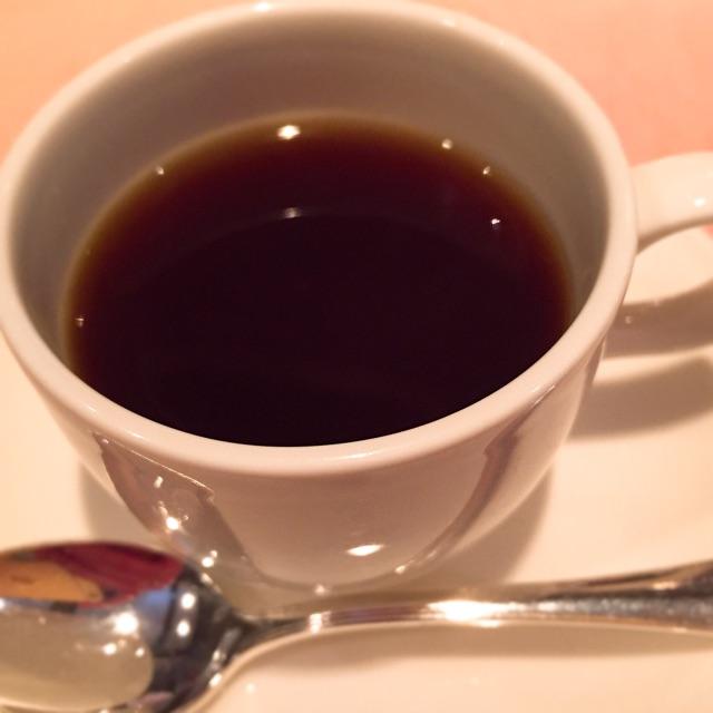 洋食の店 橋本 コーヒー