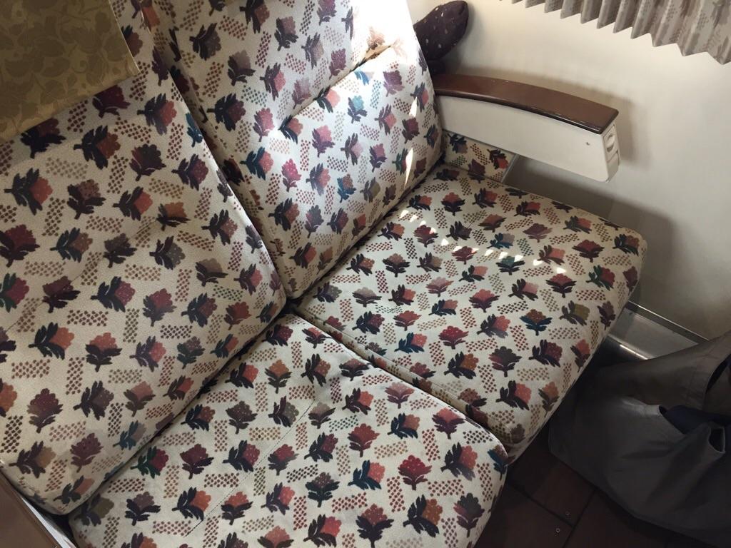 A列車で行こう 座席