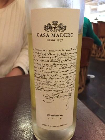 エルボラーチョ メキシコワイン