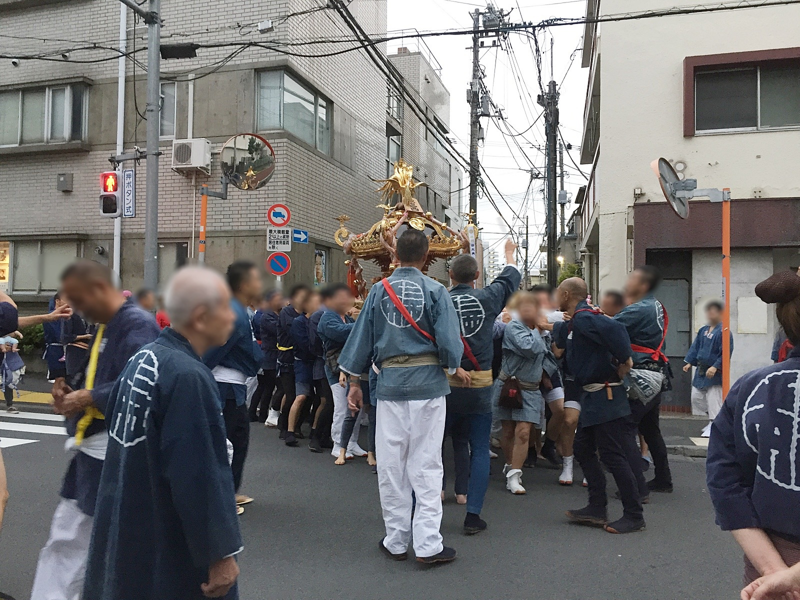 中野氷川神社例大祭