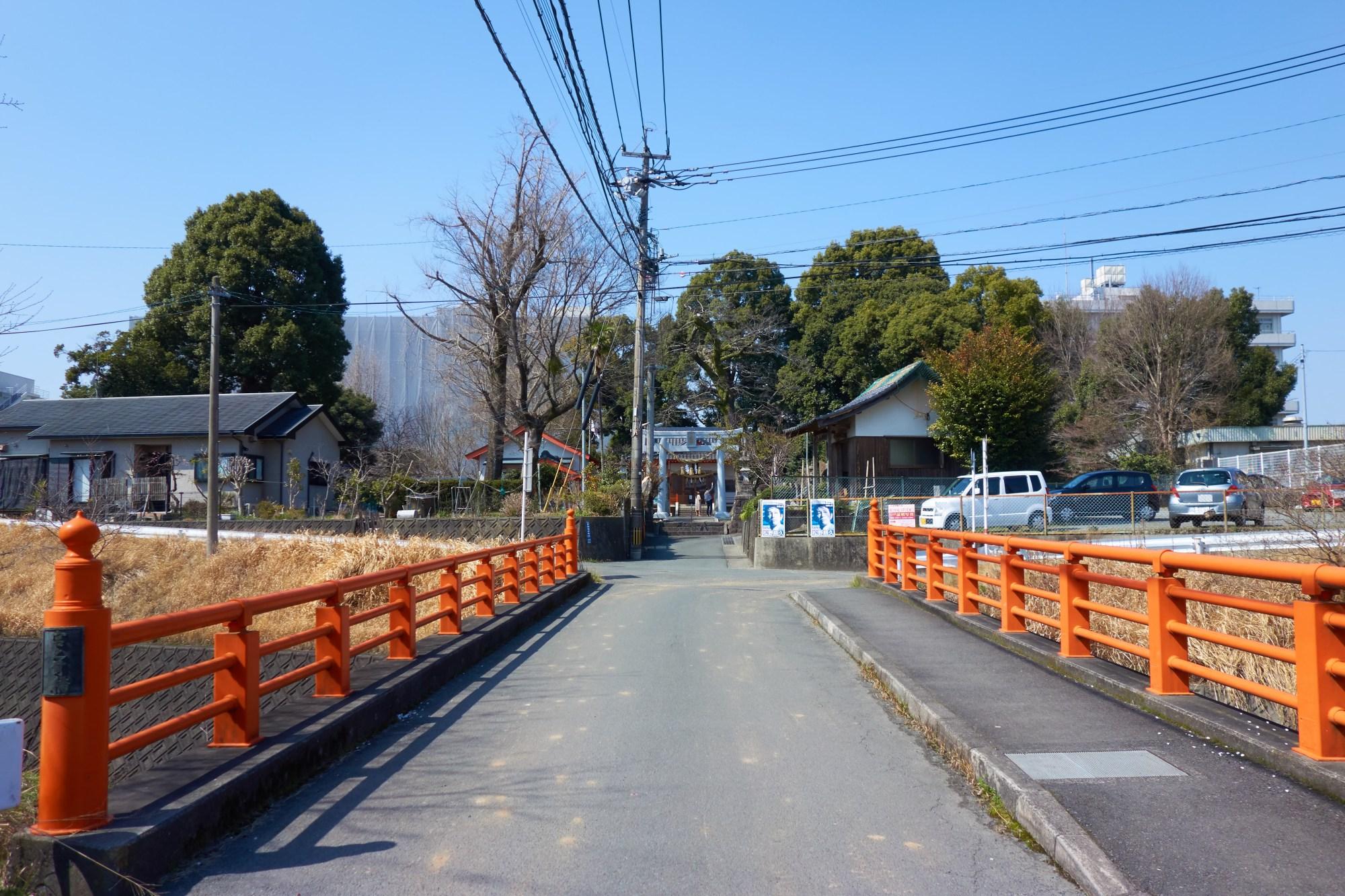 保田窪菅原神社