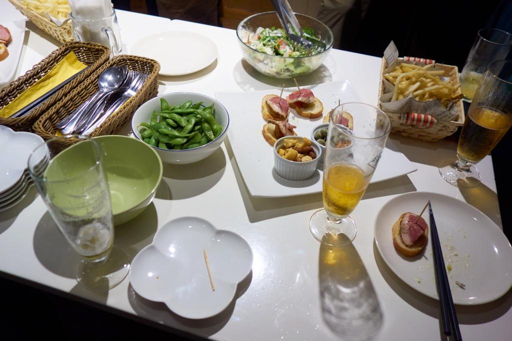 第3回 熊本熊本ローカルメディア交流会 料理