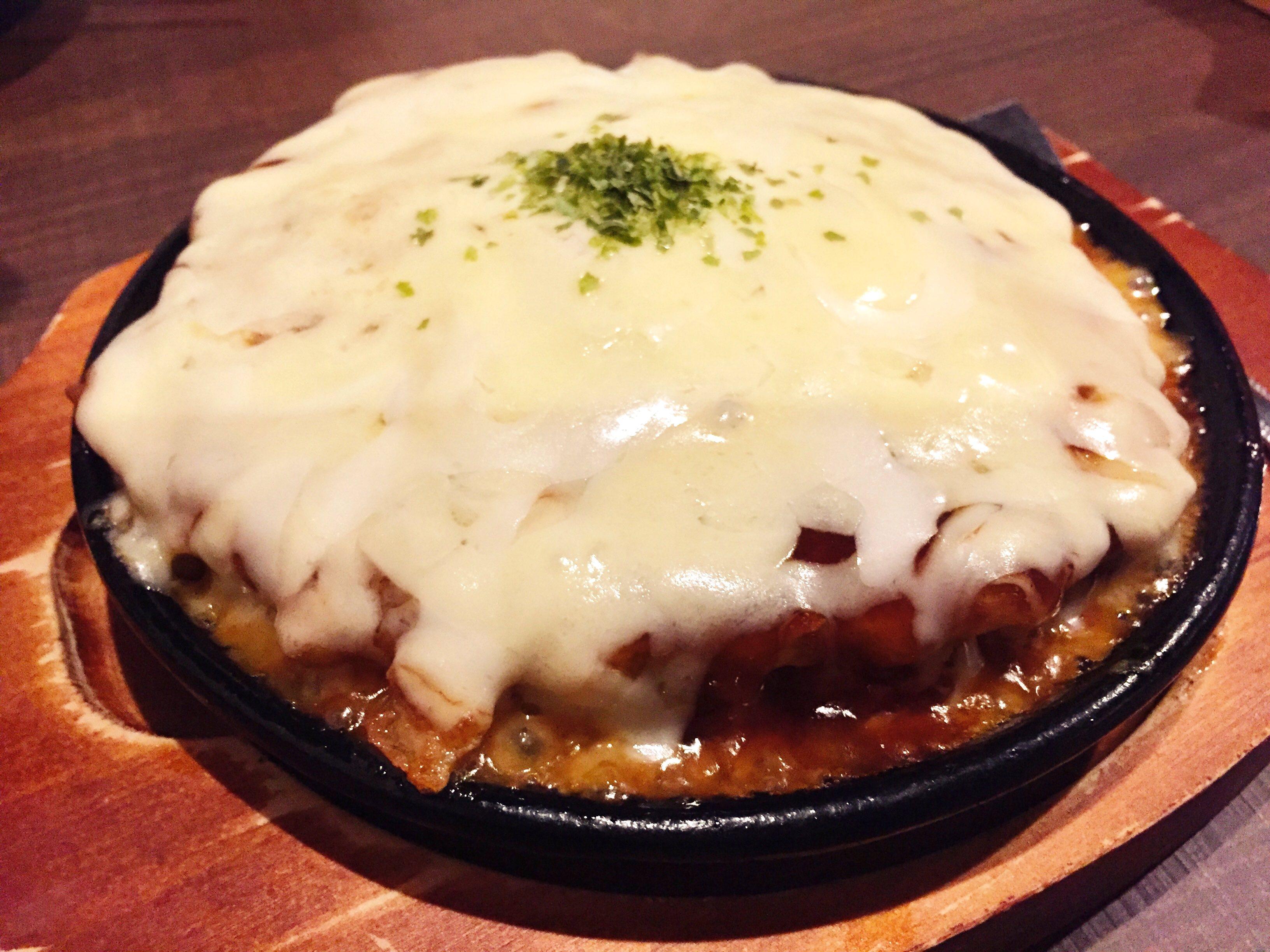 Jeroのお好み焼きチーズ入り