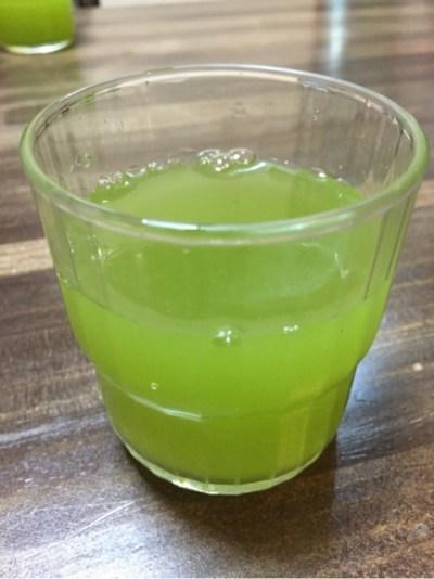 出雲屋 緑茶