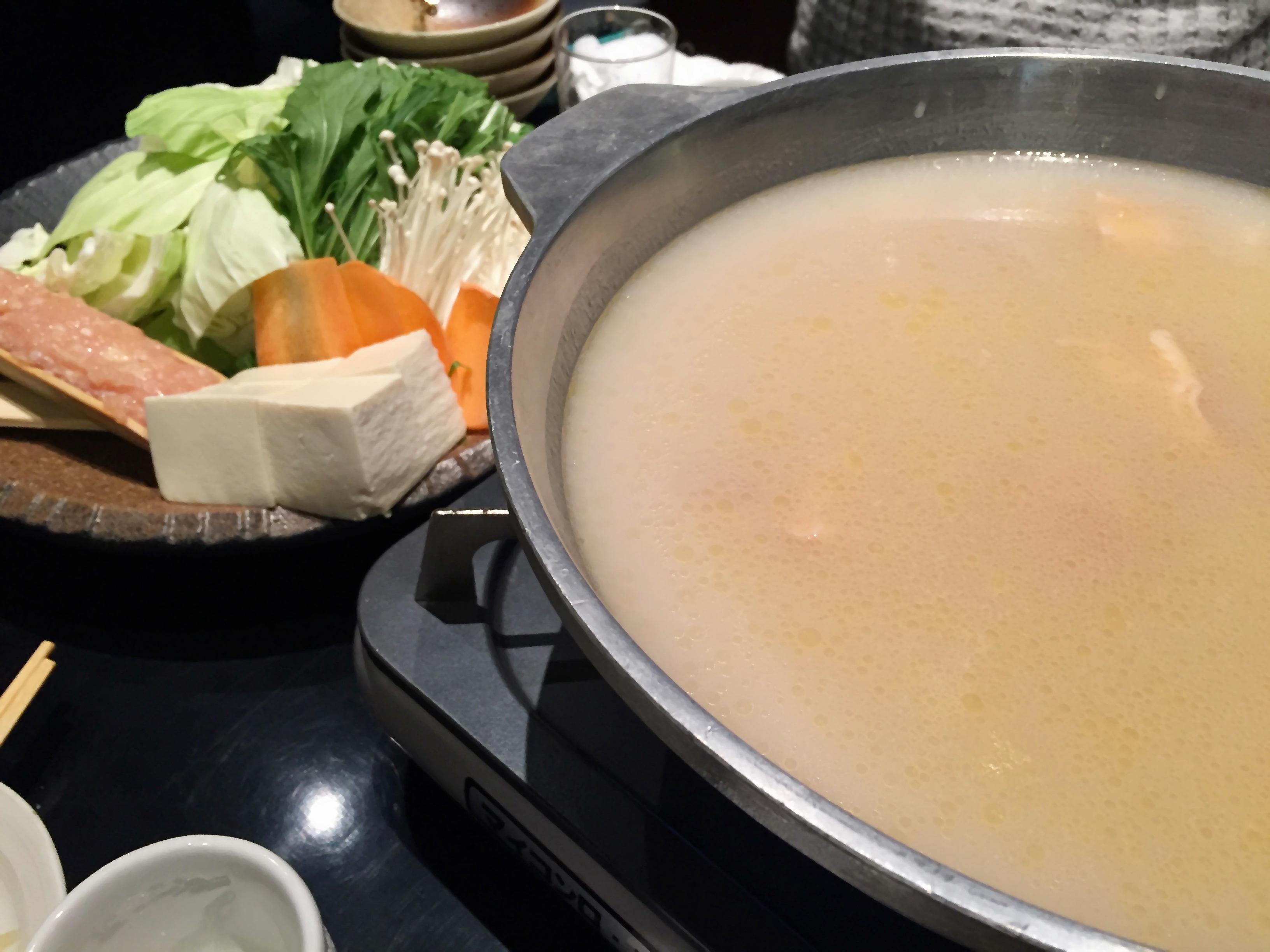 博多水炊き 大和の水炊き