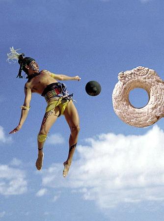 Juego de la pelota antiguas civilizaciones