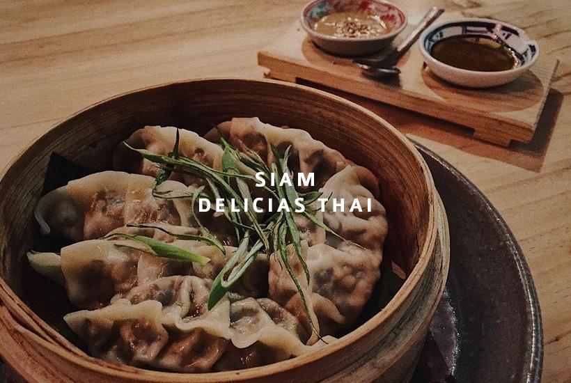 Siam Thai Kitchen delicias de oriente  Visita Guadalajara