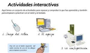 Actividades Interactivas online