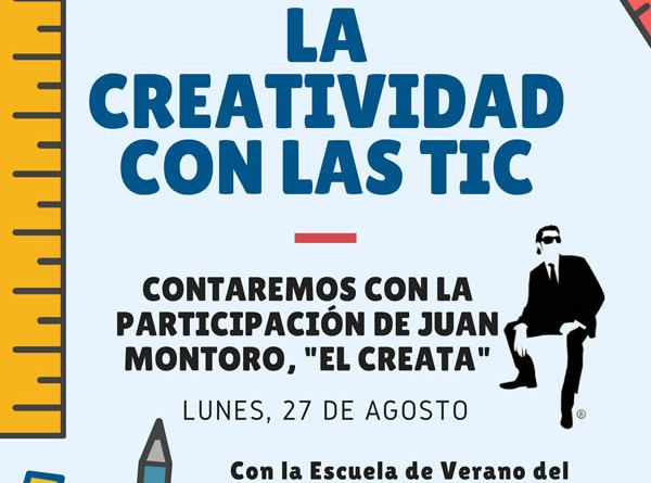 Creatividad con las TIC y visita de El Creata a Guadalinfo Mengíbar