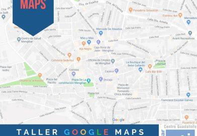 Google Maps para negocios locales