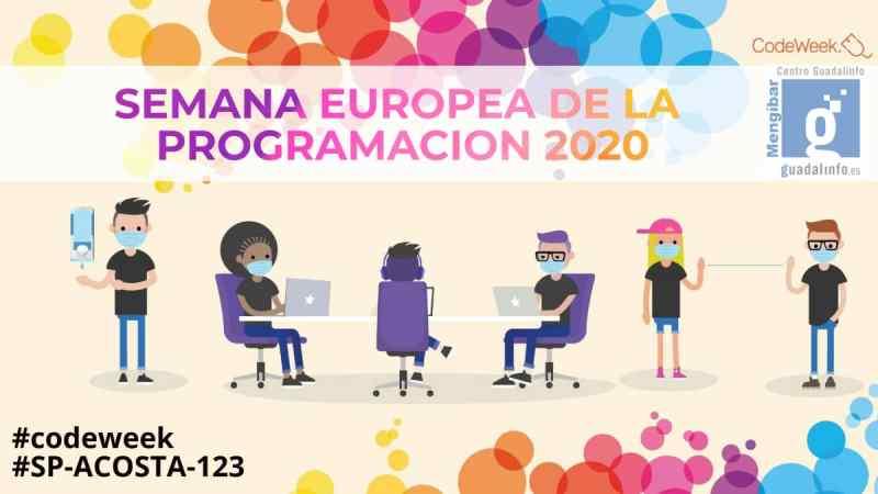 Semana Europea de la Programación 2020 en Mengíbar