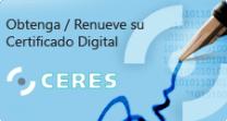Emisión de Certificados Digitales en Mengíbar