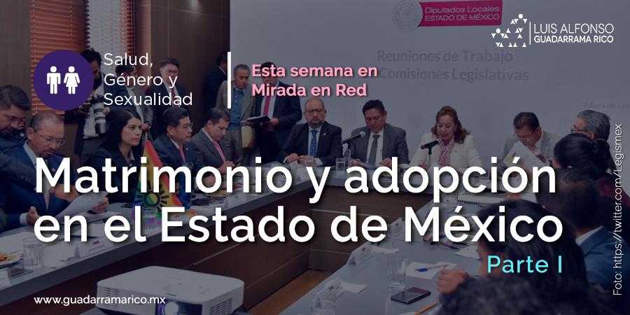Matrimonio y adopción en el Estado de México