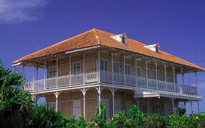 Habitation Zévallos, ou Maison Hantée