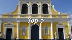 Patrimoine Historique top 5 les Îles de Guadeloupe