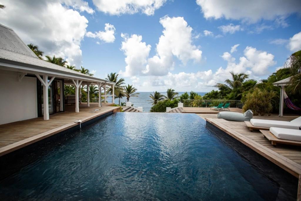 Villa Dominique la Toubana Hôtel & Spa dans les Îles de Guadeloupe