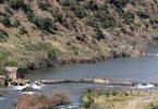 imagem do rio Guadiana