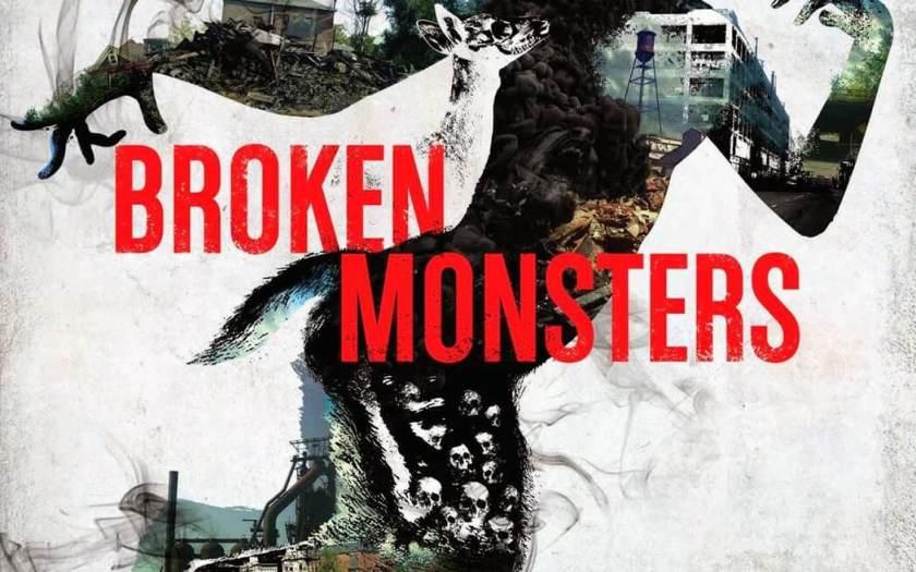 Broken Monsters Lauren Beukes