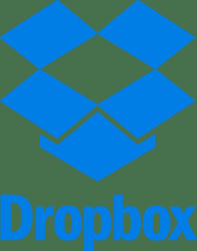 Dropbox para respaldar