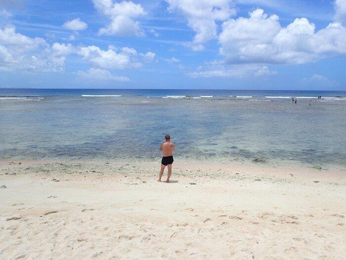 ガンビーチ