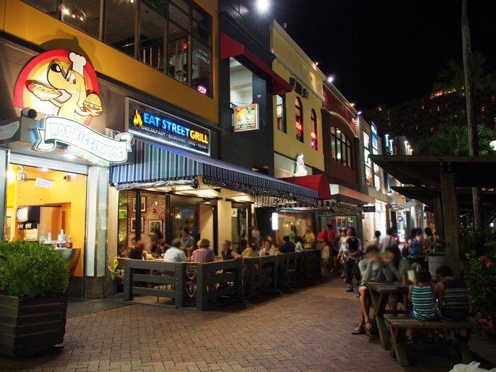 ザ・プラザレストラン街