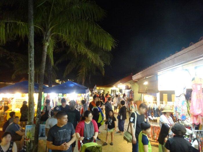 チャモロビレッジナイトマーケット
