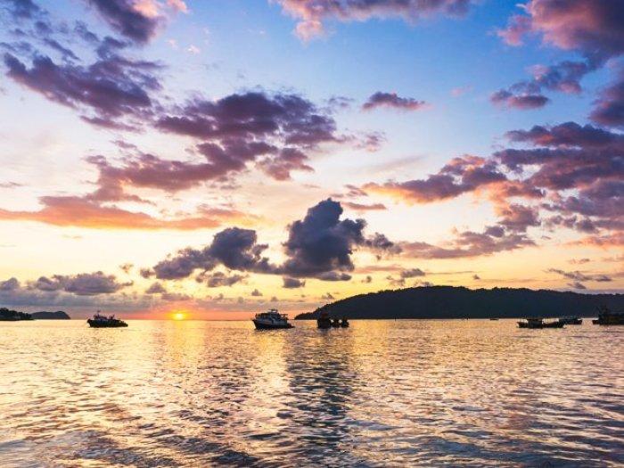 コタキナバル(マレーシア・ボルネオ島)
